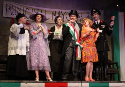 Wolf Trap Opera- The Inspector, April 26, 2011