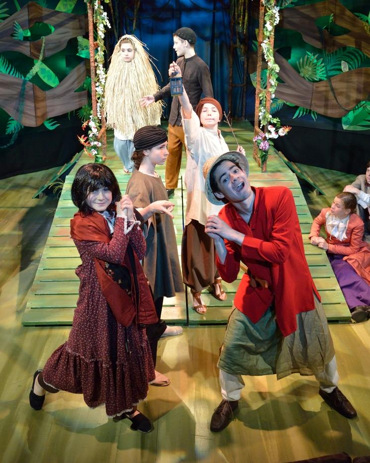midsummer nights dream adventure theatre
