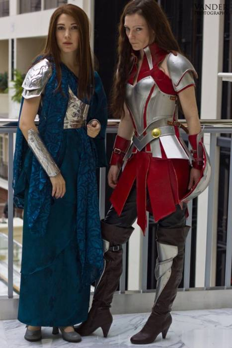 Jane Foster Cosplay